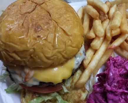 Nazareth Deluxe Burger